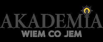Akademia Wiem Co Jem Logo