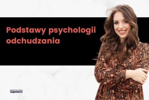 Webinar: Podstawy psychologii odchudzania